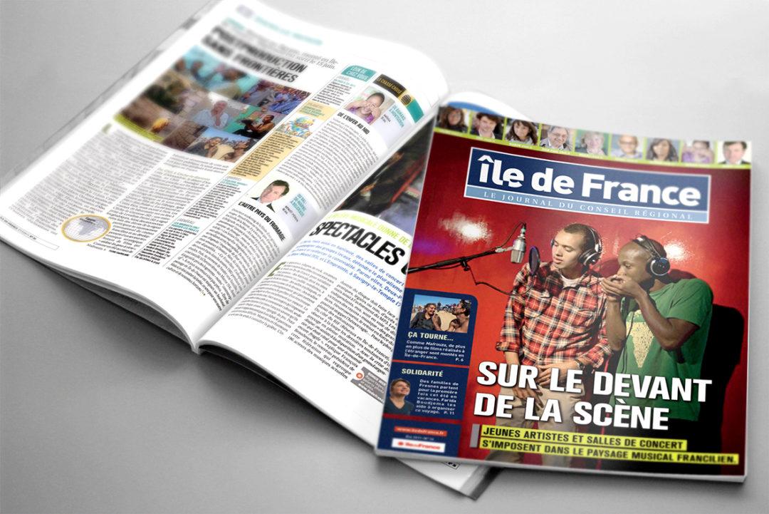 Ile-de-France magazine