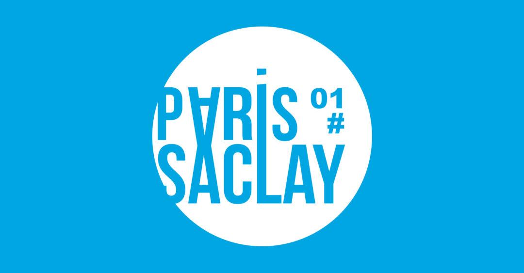 Logo Paris Saclay Création
