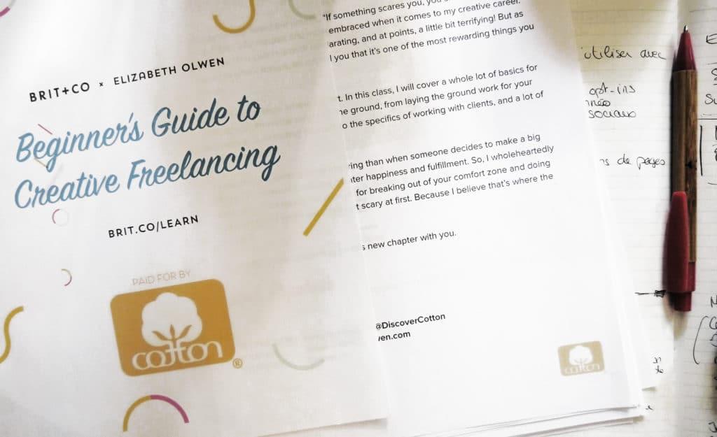 Guide créatif freelance Lyon