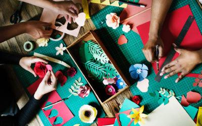 """Rencontre avec les """"Makers"""" créatifs, inspirés et inspirants"""