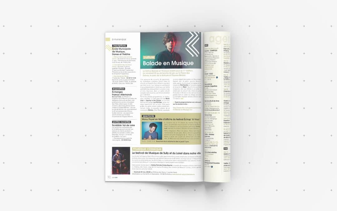 LCSM magazine