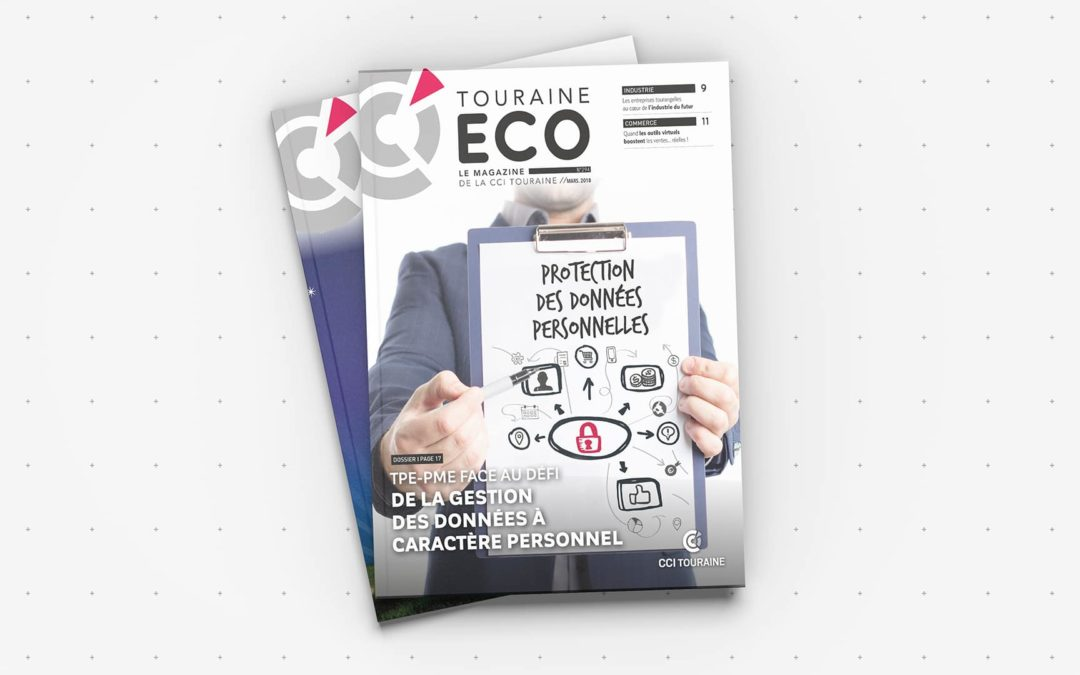 Touraine Eco, magazine de la CCI Touraine